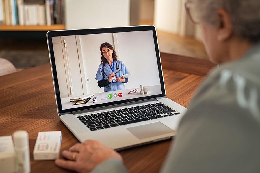 Telemedicina per Anziani e Telemonitoraggio